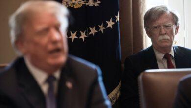 صورة مذكرات بولتون: ترامب طلب مساعدة الصين في إعادة انتخابه