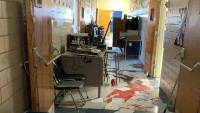 صورة القبض على 3 أطفال اقتحموا مدرسة وأحدثوا خسائر بـ 50 ألف دولار