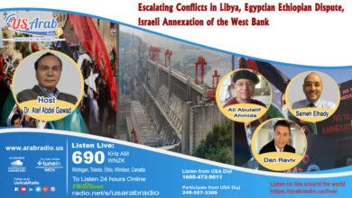 صورة 3 قضايا و3 خبراء.. النزاع الليبي وخطة الضم الإسرائيلية وأزمة سد النهضة