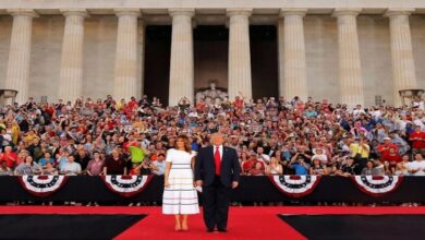 كورونا يهدد احتفالات عيد الاستقلال ويزيد غضب ترامب على الصين