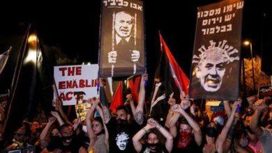 مظاهراتٌ سياسيةٌ واحتجاجاتٌ مطلبيةٌ تهددُ نتنياهو