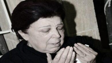 صورة وفاة الفنانة رجاء الجداوي بعد صراع استمر 43 يومًا مع كورونا