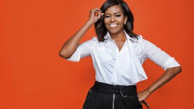 """""""ميشيل أوباما"""" تطلق مدونة صوتية خاصة بها عبر """"سبوتيفاي"""""""