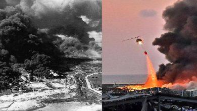 """صورة من تكساس إلى بيروت.. أبشع كوارث """"نترات الأمونيوم"""" خلال قرن"""