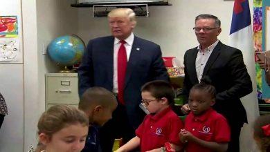 صورة تعرف على توصيات ترامب بشأن فتح المدارس