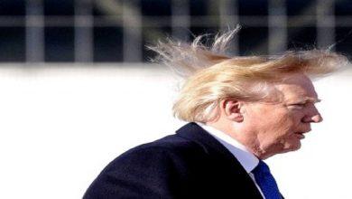 صورة مقترح حكومي بزيادة تدفق مياه الاستحمام بعد شكوى من ترامب