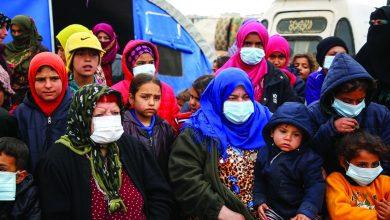 صورة كورونا في سوريا- وضع كارثي قابل للانفجار.. والضحايا قد يصلوا لملايين