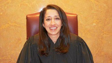 مجلس الشيوخ يوافق على تعيين العراقية هالة جربوع قاضية فيدرالية