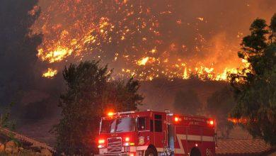 حرائق كاليفورنيا تتسع وإجلاء 175 ألف شخص من منازلهم