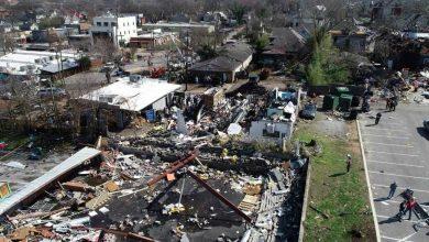صورة سقوط 14 قتيلًا جراء إعصار لورا والحصيلة قابلة للإرتفاع