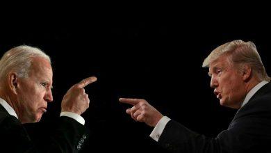 صورة بايدن يهاجم ترامب مجددًا ويدين أعمال العنف في بورتلاند