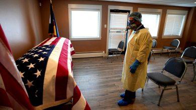 جامعة واشنطن تتوقع وفاة 300 ألف أمريكي بكورونا بحلول هذا الموعد