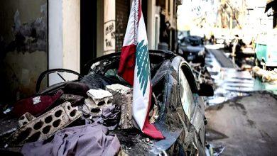 صورة من وضع القشّة التي قصمت ظهر لبنان؟
