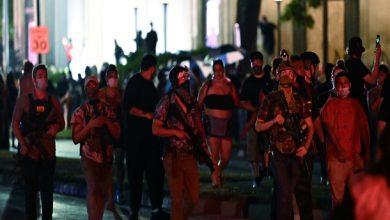 صورة وسط استمرار العنف.. ترامب يعلن إرسال قوات فيدرالية إلى ويسكونسين
