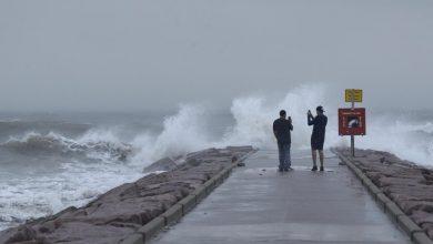 صورة عاصفة استوائية جديدة في طريقها إلى الولايات المتحدة هذا الأسبوع