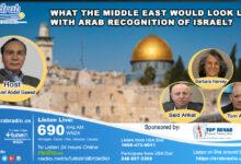 صورة كيف سيبدو الشرق الأوسط بعد اعتراف العرب بإسرائيل؟