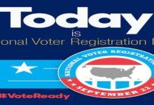 صورة اليوم الوطني لتسجيل الناخبين.. سَجّل لتضمن حقك في التصويت بانتخابات 2020