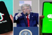 صورة أمريكا تبدأ حظر تحميل TikTok و WeChat الأحد المقبل