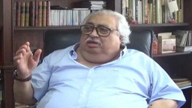 """صورة وفاة """"الريس"""".. أيقونة الصحافة والنشر في سوريا والعالم العربي"""