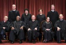 صورة مقعد المحكمة العليا يشعل الانتخابات الرئاسية وقد يحسم مصيرها