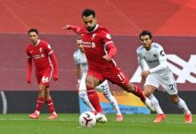 صورة ثلاثية صلاح تقود ليفربول لأول فوز في مشوار الدفاع عن اللقب