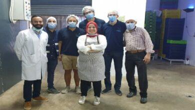 """صورة """"إحنا معاكم"""".. مبادرة لتقديم طعام صحي مجاني للأطقم الطبية في مواجهة كورونا"""