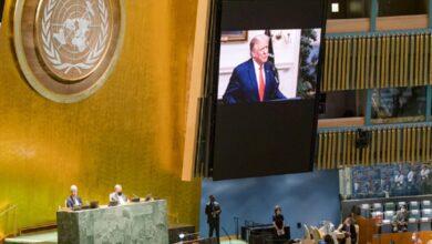 صورة وسط تزايد الإصابات والوفيات.. ترامب يدعو الأمم المتحدة لمحاسبة الصين