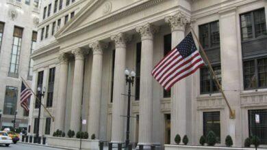 صورة الاحتياطي الفيدرالي يتعهد بإبقاء الفائدة عند صفر % حتى 2023