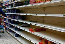 صورة شركات المواد الغذائية والمتاجر تستعد لموجة كورونا الثانية