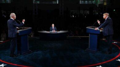 صورة لجنة المناظرات تضع شروطًا جديدة وترامب يتهمها بالانحياز لبايدن