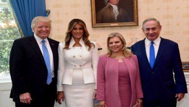 صورة صحيفة: نتنياهو يستغل زياراته للبيت الأبيض لتنظيف غسيله مجانًا