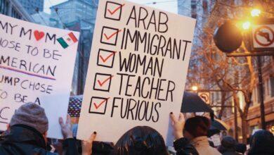 صورة حكم قضائي يهدد بترحيل 400 ألف مهاجر من الولايات المتحدة!