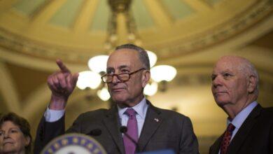 صورة الديمقراطيون في مجلس الشيوخ يعترضون مشروع قانون إغاثة الجمهوريين