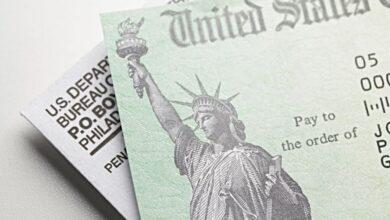 صورة استطلاع جديد: 70% من الأمريكيين يريدون شيكات تحفيزية جديدة!