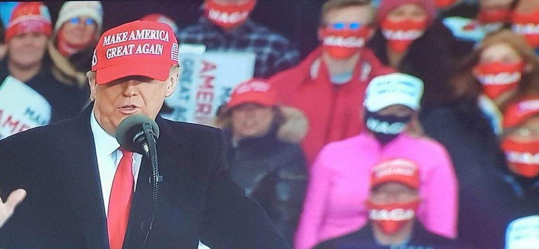 حديث السوشيال- ترامب والعرب الأمريكيين في ميشيجان