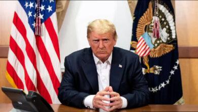 صورة ترامب يعد الأمريكيين بالحصول على لقاح كورونا قريبًا