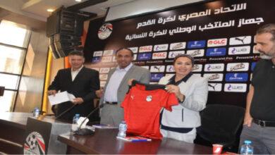 صورة مصر تنظم أول دوري كرة قدم للسيدات