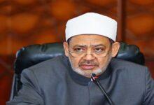 صورة شيخ الأزهر: وصف الإسلام بالإرهاب جهل بمبادئه ودعوة للكراهية والعنف