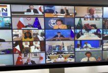 صورة صندوق النقد يتوقع انتعاش اقتصاد جميع الدول العربية باستثناء دولتين