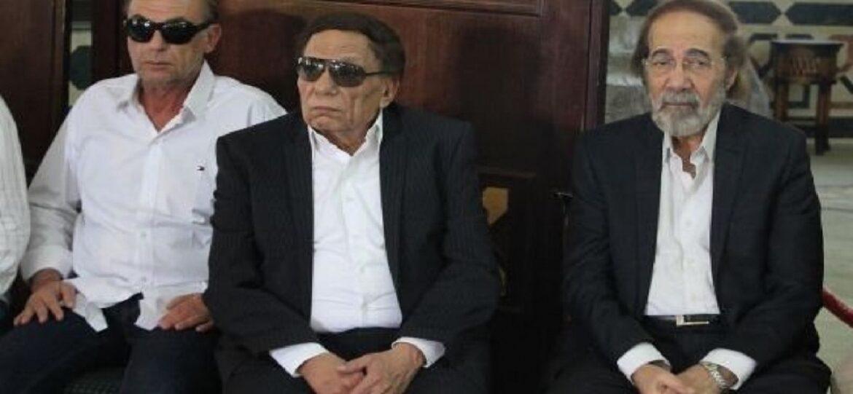 وفاة الفنان محمود ياسين.. لماذا بكى عادل إمام بسببه منذ 6 سنوات؟