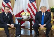 صورة ترامب يخطئ في منصب ماكرون ويهاجم سيناتورًا جمهوريًا انتقده سابقًا