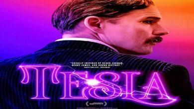 """صورة فيلم """"تيسلا"""".. سيرة واقعية لمشاهير المخترعين"""
