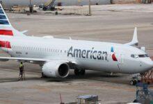 """صورة """"أمريكان آيرلاينز"""" تخطط لإعادة طائرات بوينج """"737 ماكس"""" إلى الخدمة في ديسمبر"""