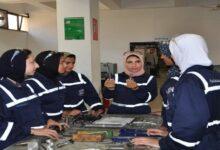 صورة قصة نجاح أميرة عصام.. أول مدربة خراطة في مصر