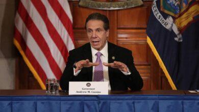 صورة حاكم نيويورك يطلق خطة على مستوى الولاية للتطعيم ضد كورونا