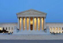 """صورة المحكمة العليا تقبل استئناف ترامب بشأن السياج وتسمح لـ""""بنسلفانيا"""" بهذا الأمر!"""