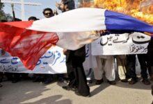 صورة قلق فرنسي من مقاطعة الدول الإسلامية وسط تصعيد ماكرون ولوبان!