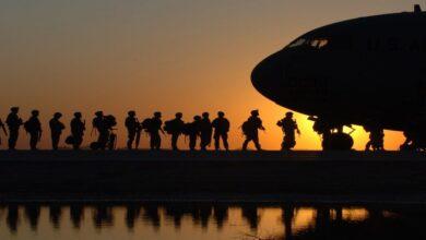 الجيش يغادر أكبر قواعده في أفغانستان ورئيس الأركان يتحدث عن شروط للانسحاب
