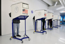 صورة تقرير: الناخبين الأوائل يريدون تغيير أصواتهم بعد تسريبات هانتر بايدن