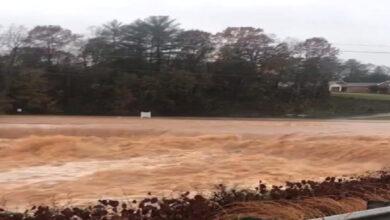 فيضانات تجتاح كارولينا الشمالية ومقتل 7 أشخاص على الأقل